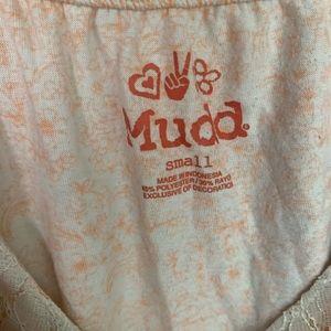 Mudd Tops - Peachy tank top